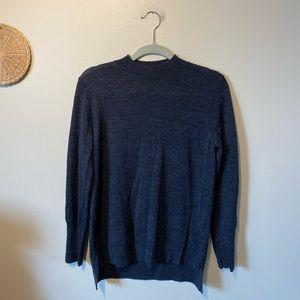 Badgley mischka size small merino wool sweater.